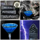 Witches Brew Halloween Drink Recipe