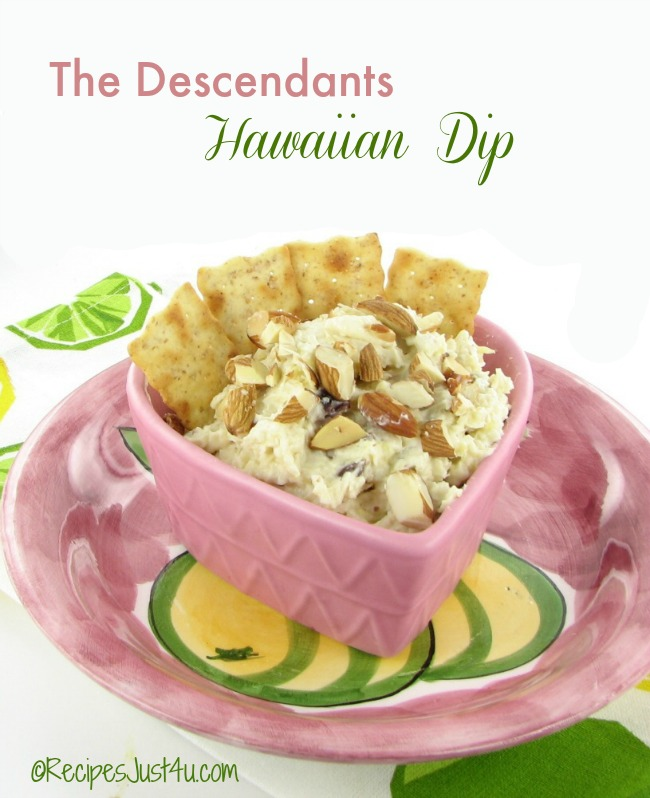 The Descendants Hawaiian Dip