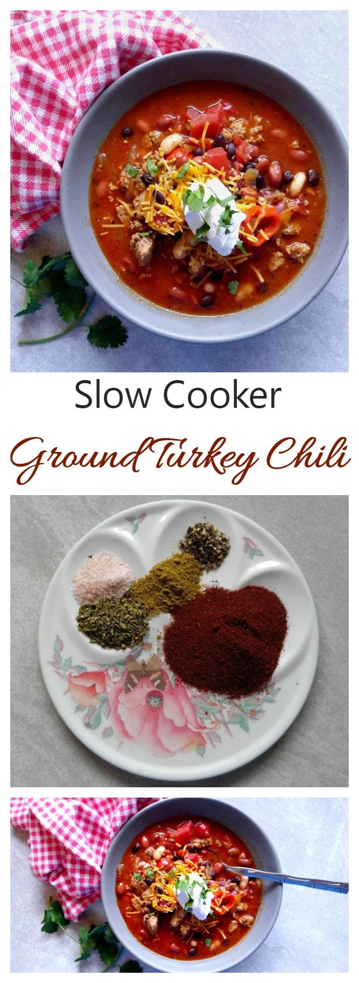 Ground Turkey Chili