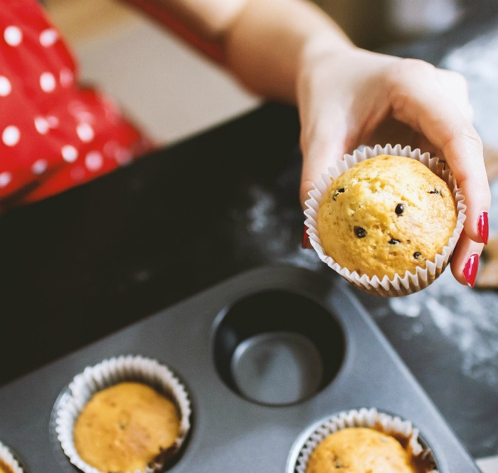 Tips for making muffins