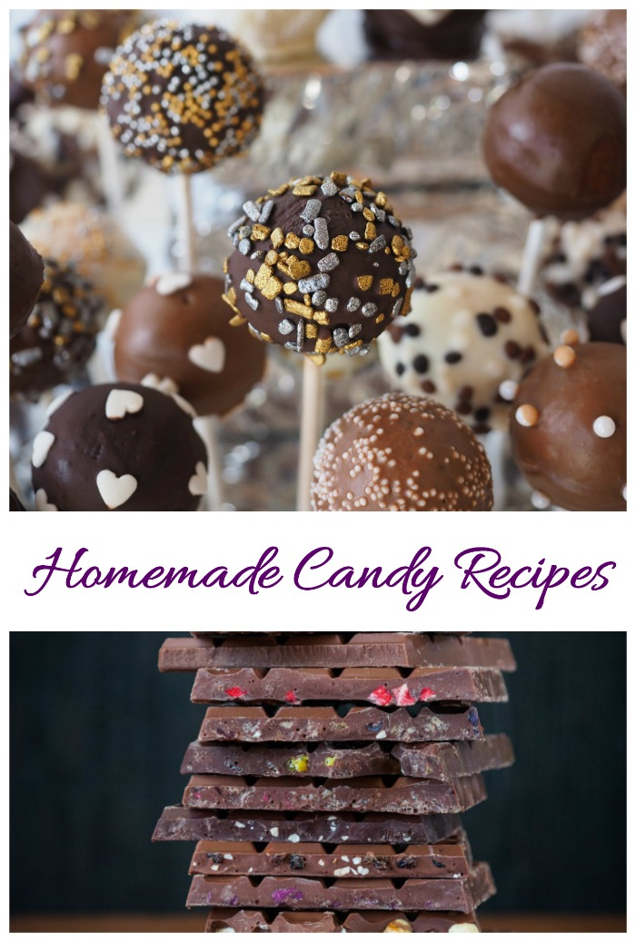 Old fashioned Candy recipes to tempt your sweet tooth.