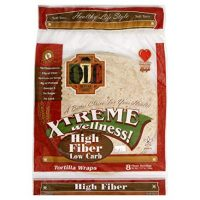 Ole Mexican High Fiber Low Carb Flour Tortillas,