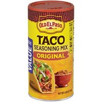Old El Paso Seasoning, Taco, 6.25 Ounce